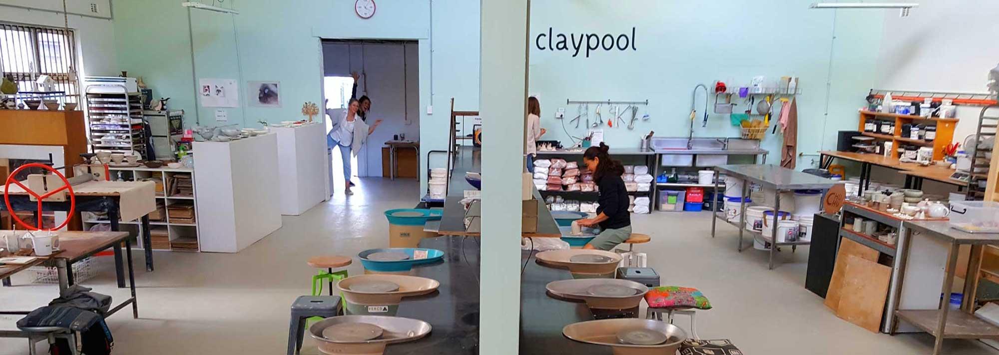 Welcome to Claypool Ceramic Studios